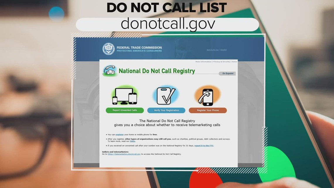 Steps you can take to stop robocalls