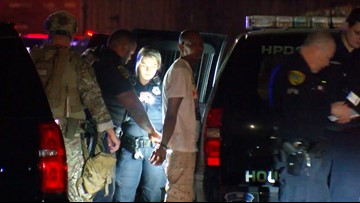 Police: Man in custody after firing gun inside Missouri City home, standoff