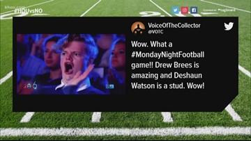 Fans react to Texans season-opening loss on Monday Night Football