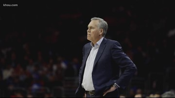 Mike D'Antoni and the state of the Rockets