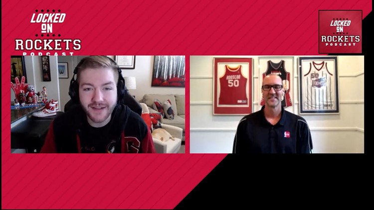 Matt Bullard says he won't be back next season to call Rockets games