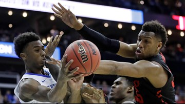 Houston Cougars end season in Sweet 16 loss to Kentucky
