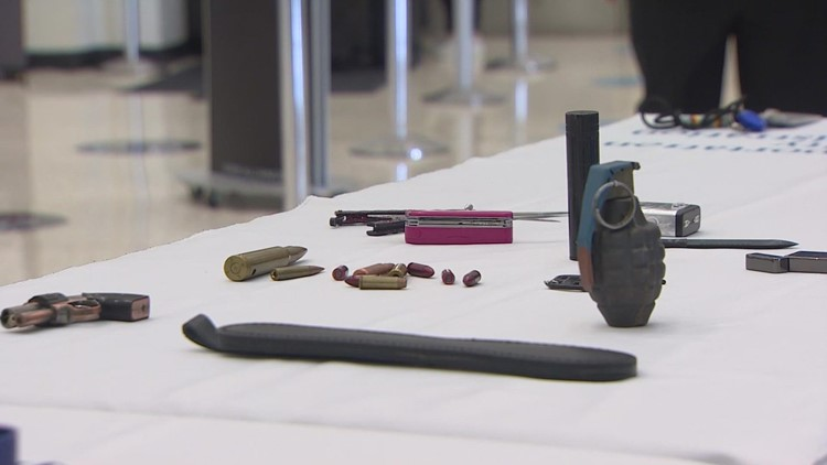 Traveling with a gun? How to pack your firearm at the airport
