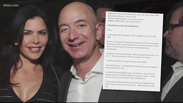 Bezos vs. Enquirer: the feud just escalated