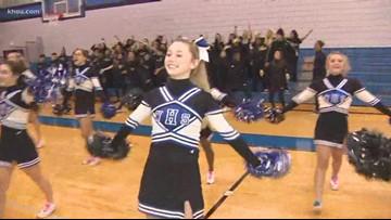 FRIDAY PEP RALLY: Westside High School