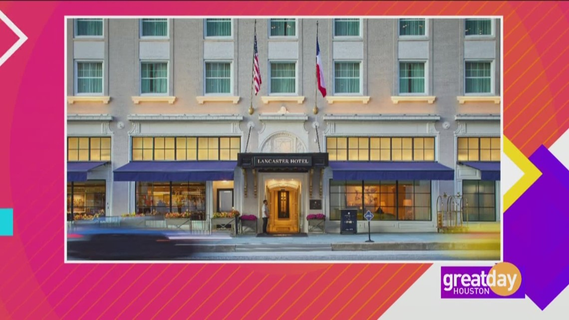 Season 7 of Pack Your Bag Challenge with The Lancaster Hotel
