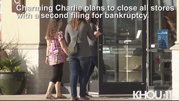 Charming Charlie to close all stores after filing for bankruptcy
