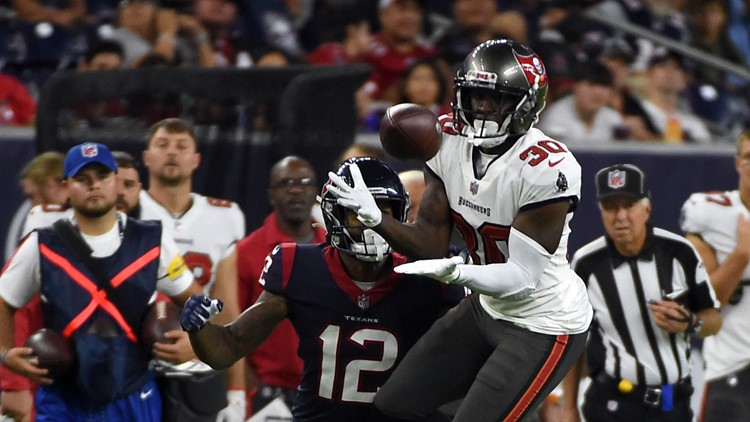 Texans fall to Brady and the Bucs in final preseason game