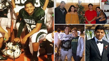 'He died fighting': Family remembers son who fought to save others during Santa Fe shooting