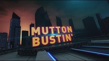 Mutton Bustin' at RodeoHouston on March 15, 2019