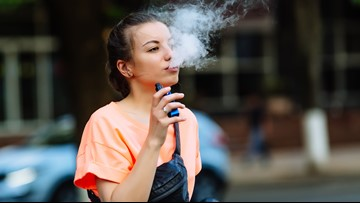 New Texas law raising smoking age aims to protect youth, teens from vaping