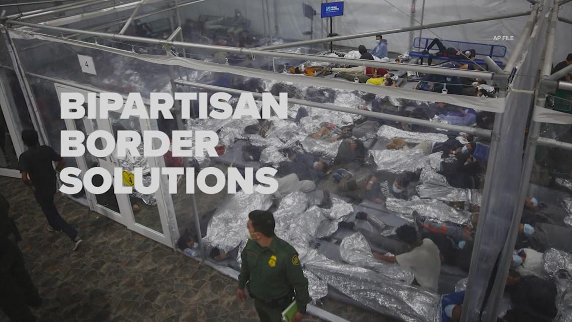 Bipartisan bill addresses migrant surge at the US-Mexico border
