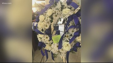 New York Yankees send flowers to Deputy Dhaliwal's family