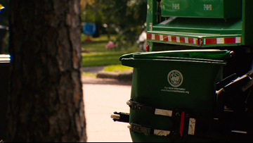 Mayor focuses on workers, not management, for botched recycling