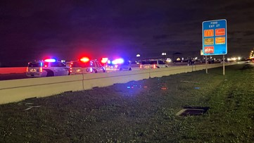 Suspect in Texas City double shooting dead from apparent self-inflicted gunshot wound after chase