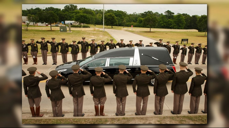 Bush Family Shares Stunning Photos From Barbara Bush Funeral Khou Com