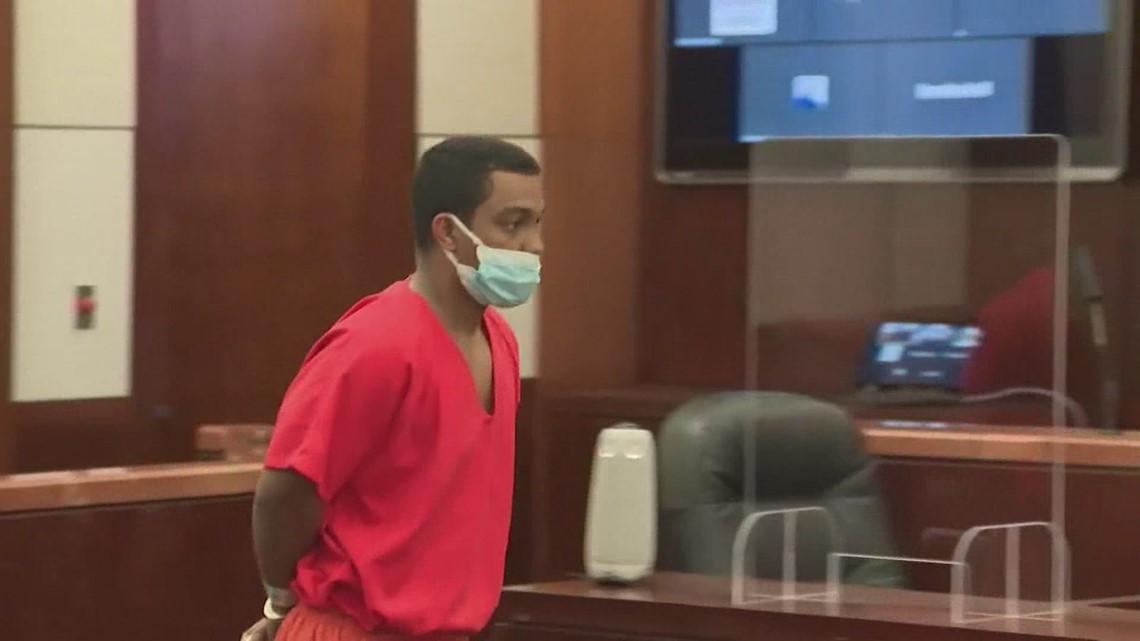 Judge denies lower bond for Andrew Mock, driver involved in deadly street takeover crash