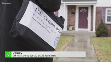 Verify: Can Census takers really share data with ICE?