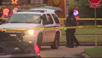 7-year-old boy hurt in west Harris County drive-by shooting