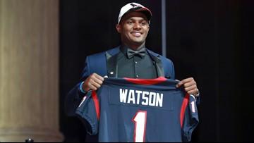 Houston Texans to host 2019 NFL Draft Party at NRG Stadium