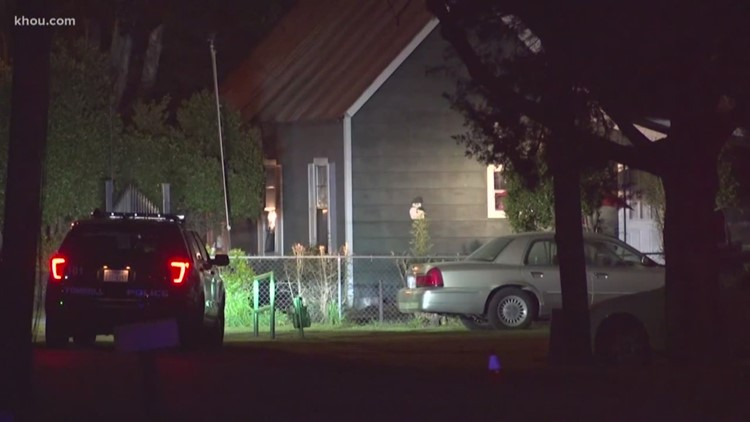 Man found dead after shooting his wife, son at Tomball home
