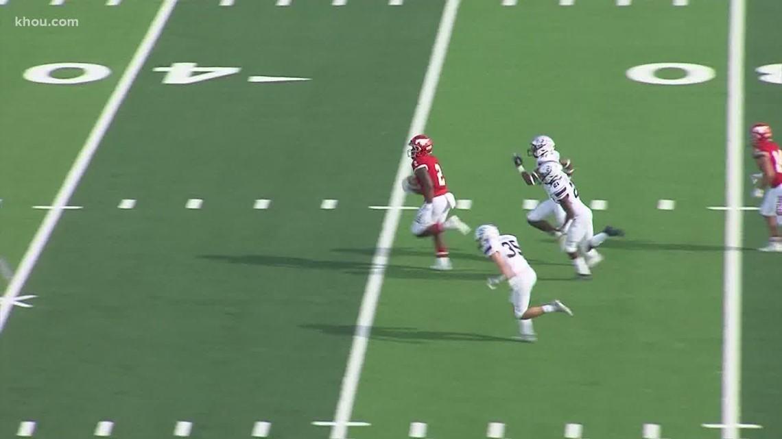 Texas high school football playoffs scores and highlights