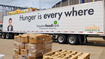 ExxonMobil donates $250,000 to Houston, Montgomery County food banks