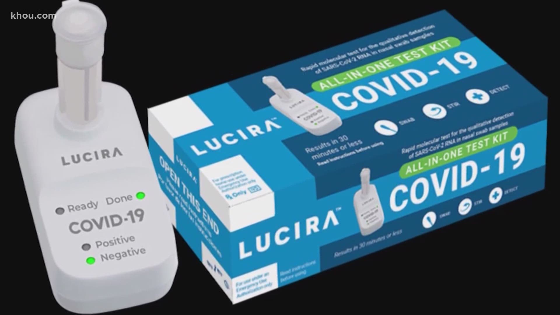 Fda Authorizes First At Home Covid 19 Test Kit As Cases Surge Khou Com
