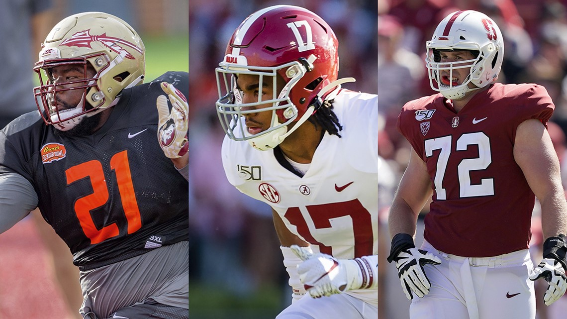 3 former Episcopal HS players expected to be picked in 2021 NFL draft