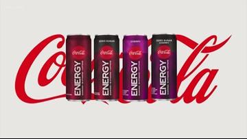 'It tastes like Cherry Coke' | Taste testers weigh in on new Coke Energy drink
