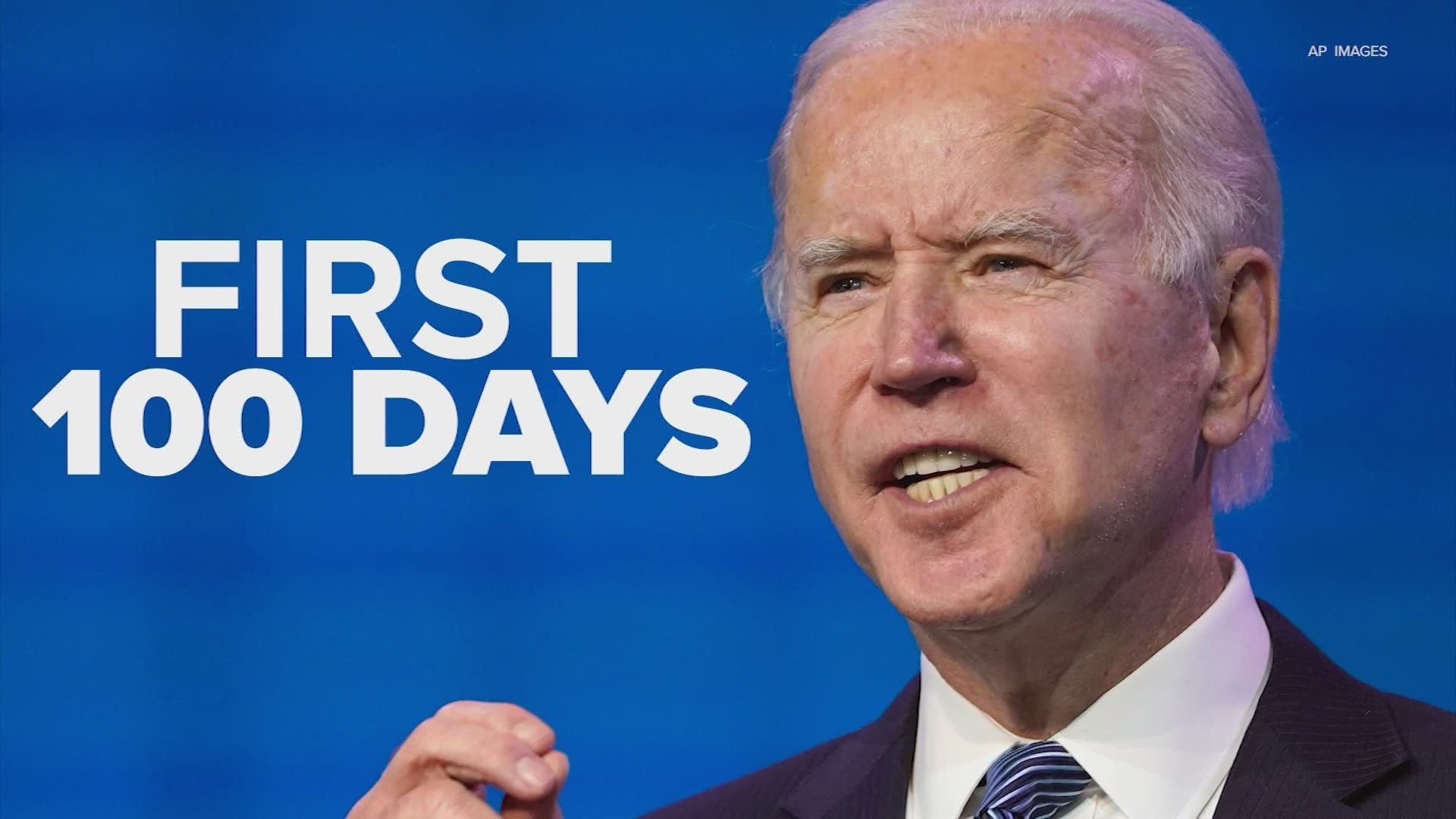 What to expect during President Joe Biden's first 100 days | khou.com