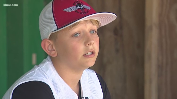 Boy beats cancer and inspires his peers