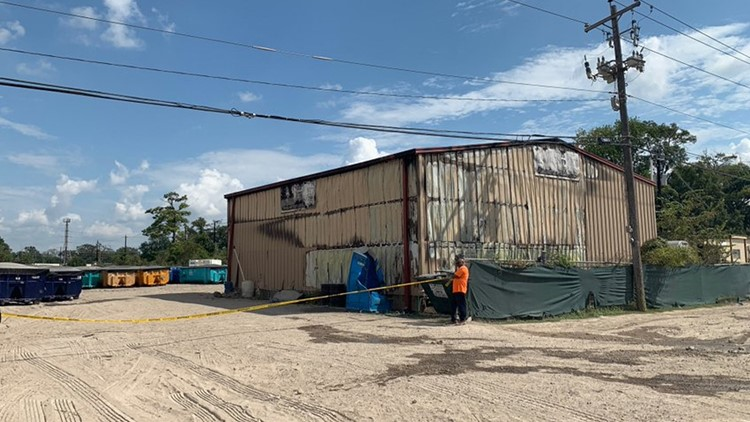 worker hurt in fire at channelview business