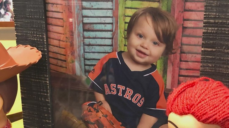 Samuel Olson's mother speaks out for first time since son's death