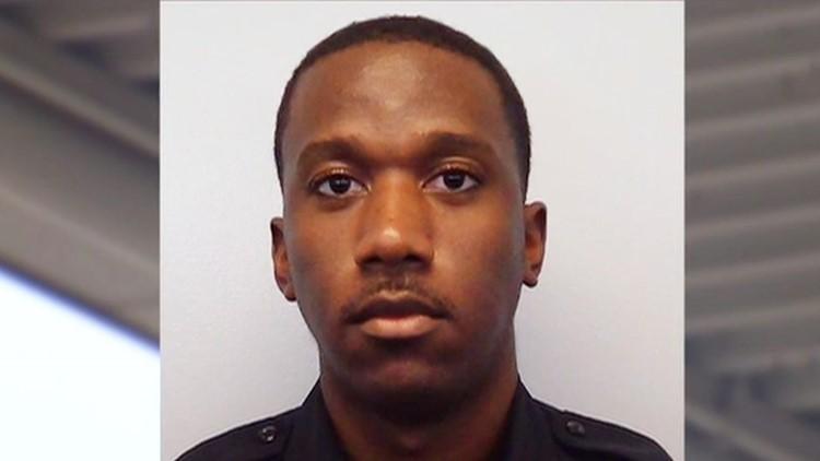 Former Houston Metro Police officer Jairus Warren, 24