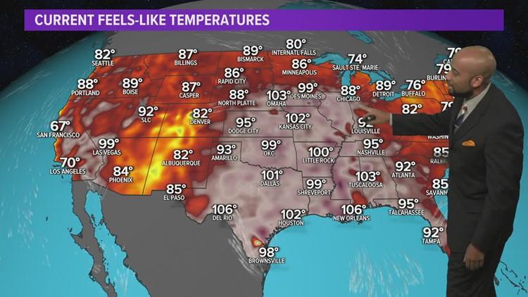 Houston Forecast: Feeling Hot Hot Hot!