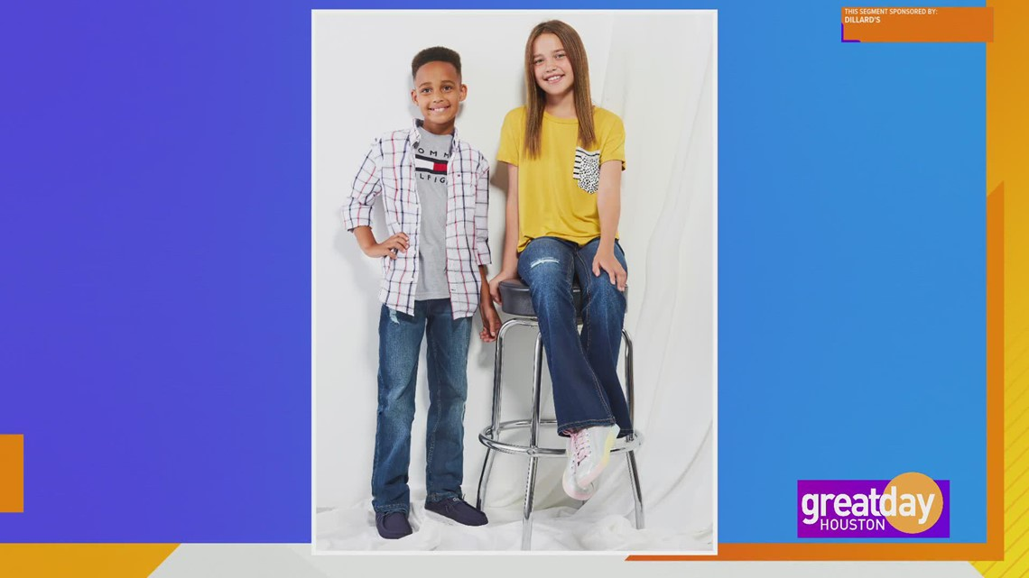 Save on back-to-school looks during