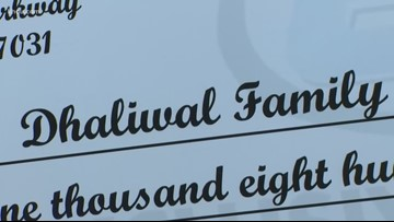 Exclusive Furniture steps up for family of Deputy Dhaliwal