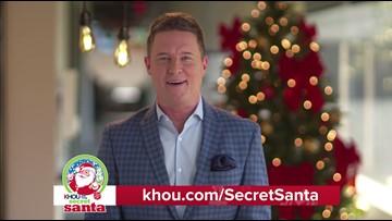 KHOU 11 Secret Santa - Russ Lewis' favorite toy: The Big Wheel