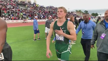 Record-breaking Strake Jesuit star Matthew Boling challenges NFL speedster to race