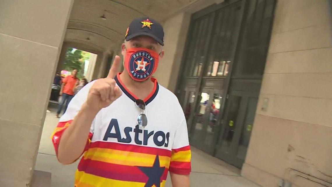 Astros host free postseason event outside Minute Maid Park