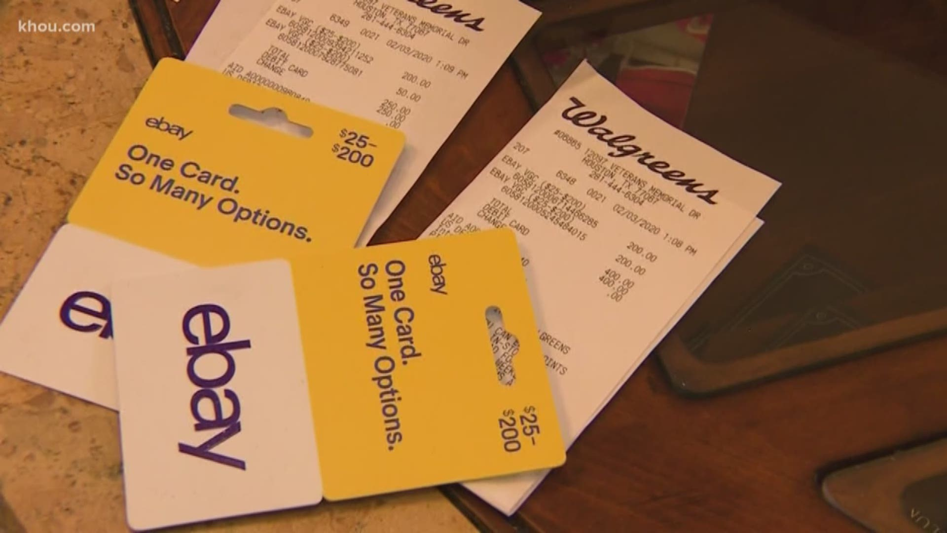 Gift Card Scam Targets At T Customers Khou Com