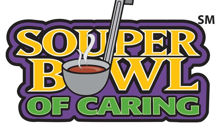 Join us in giving for the Souper Bowl of Caring