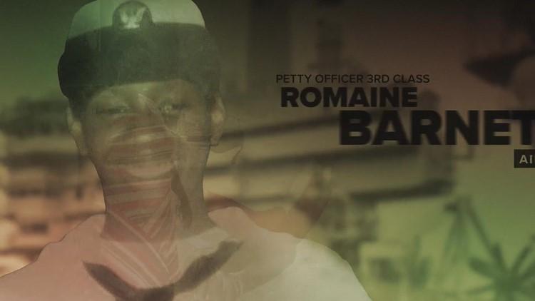 The Invisible Project: Romaine Barnett