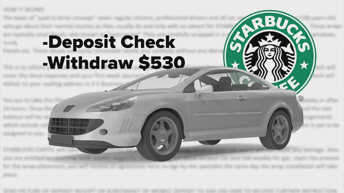 VERIFY: Starbucks cash for car advertising offer, ALDI daily Facebook giveaways are not real