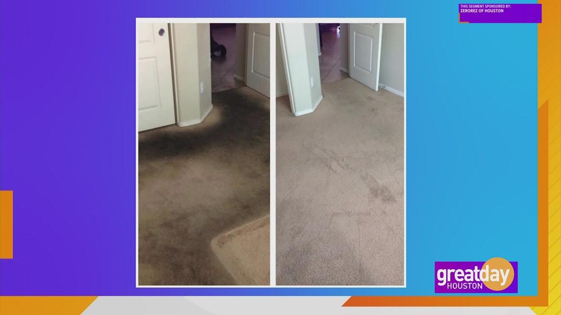Renew the look of your carpets with Zerorez