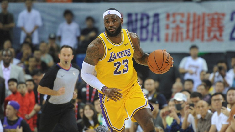 LeBron: Rockets' Morey 'wasn't educated' on China tweet