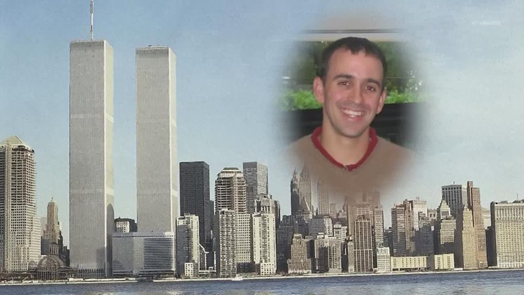 'I hope my story is a story of hope'   20 years after 9/11, Bellaire businessman recounts escaping World Trade Center