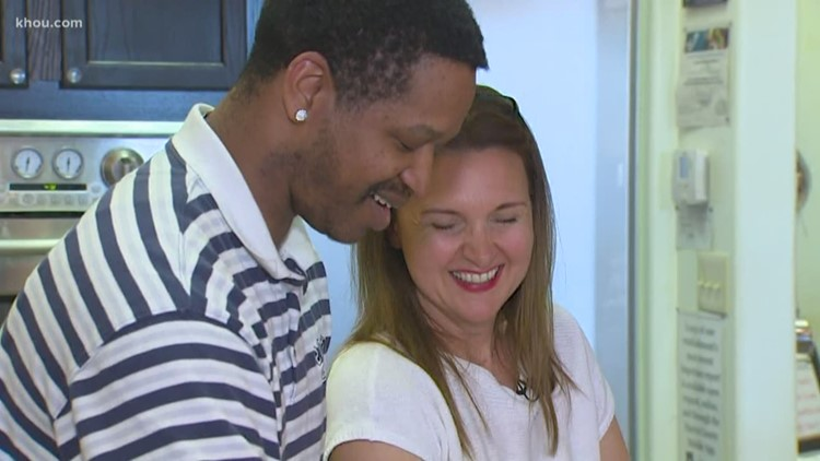 Friendship between formerly homeless man, Clear Lake woman still strong two years later