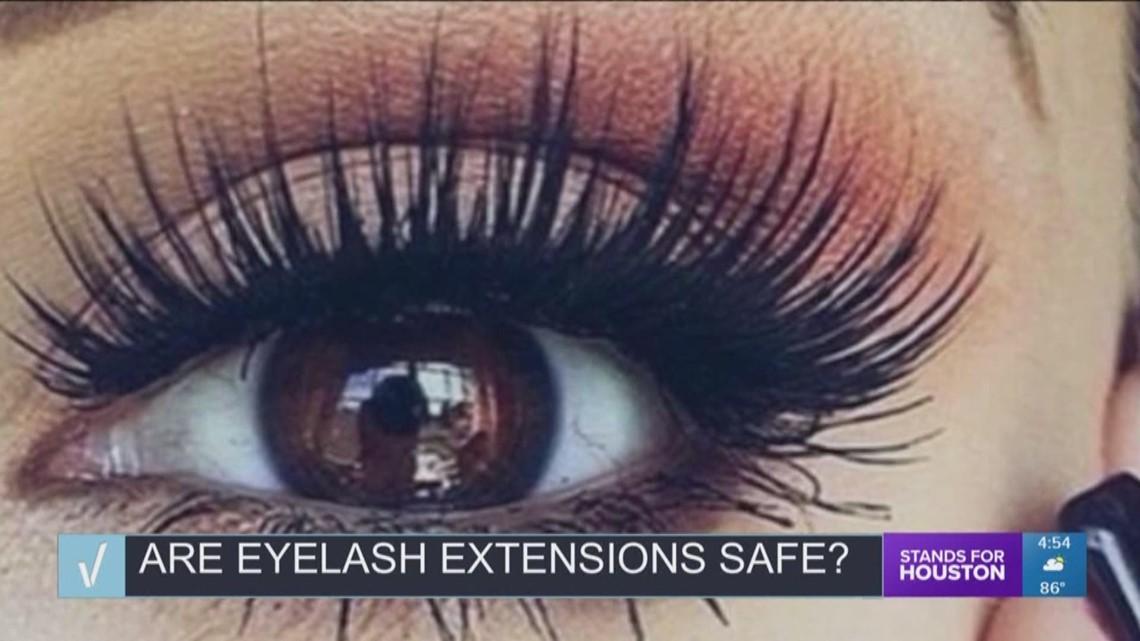 Verify Are Eyelash Extensions Safe Khou